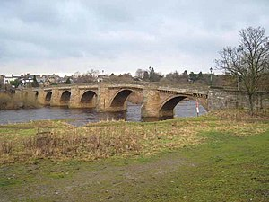 Corbridge Bridge -  Corbridge Bridge