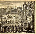 Cornelis Martinus Vermeulen - Procession of the Inquisition into a church.jpg