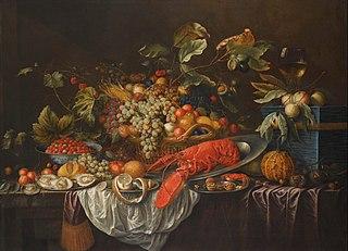 Cornelis de Bryer Flemish still life painter