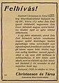Corvina hirdetés Gutenberg Kiadó jogokról, 1928.jpg