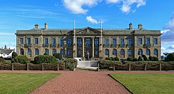 County Buildings, South Ayrshire HQ, Ayr.jpg