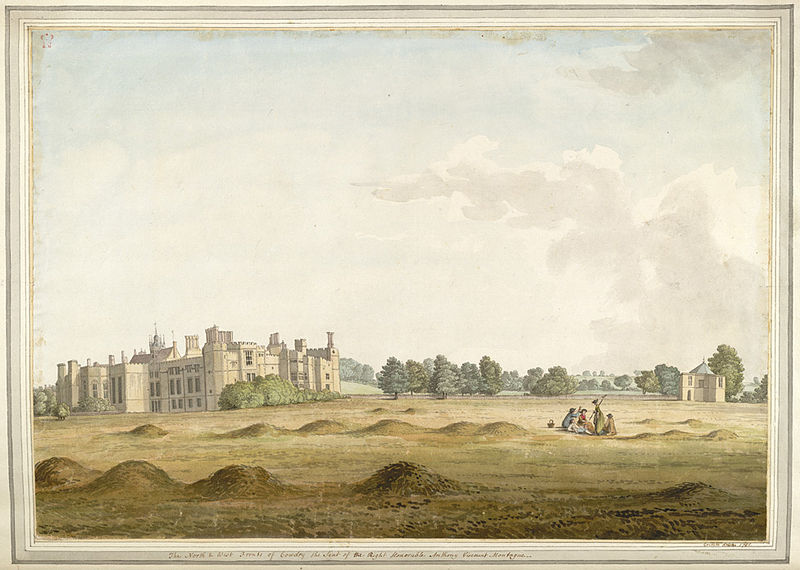 File:Cowdray House by Samuel Hieronymus Grimm 1781.jpg