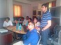 Coworkers in Bangalore Coworking Hub.JPG