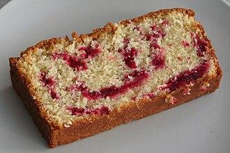 Coffee cake - American Cranberry Coffee cake