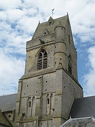 Crepon eglise clocher.jpg