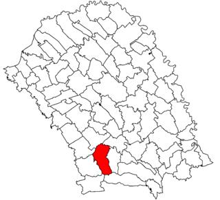 Cristești, Botoșani Place in Botoșani County, Romania