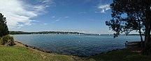 Pulbah Island-Environmental management-Croudace Bay NSW