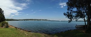 City of Lake Macquarie - Lake Macquarie at Croudace Bay