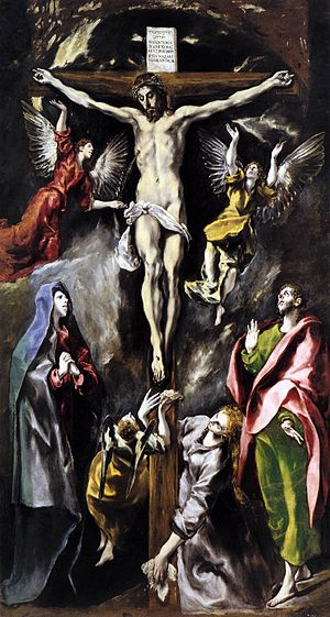 Crucifixion Prado