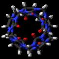 Cucurbit(5)uril (top) 3D stick.png