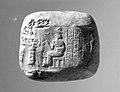 Cuneiform tablet impressed with cylinder seal- receipt of goats MET ME57 16 3.jpg