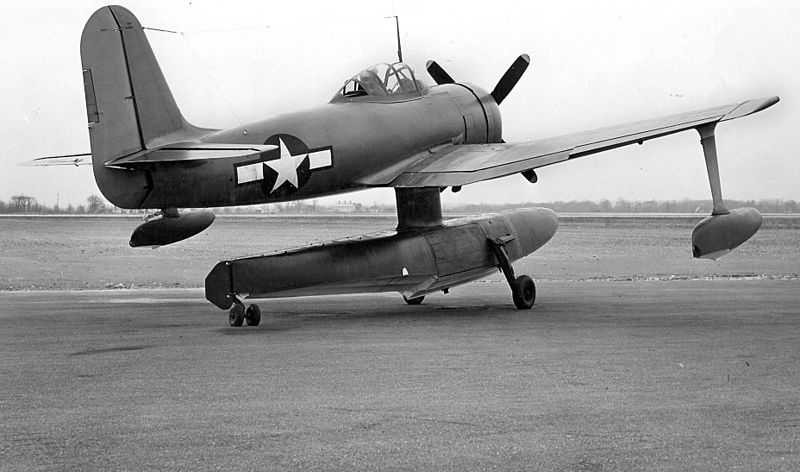 File:Curtiss XSC-1 Seahawk parked 1944.jpeg
