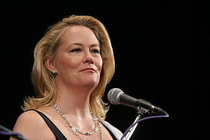 Cybill Shepherd - Shepherd at 42nd KVIFF, April 2007