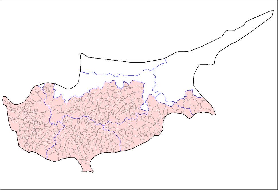 Cyprus municipalities