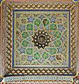 Décor de liwan de la mosquée Bolo-Khaouz (Boukhara, Ouzbékistan) (5688597394).jpg