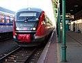 Děčín hlavní nádraží, Desiro do Bad Schandau (01).jpg