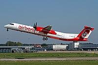 D-ABQG - DH8D - Eurowings