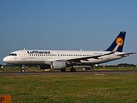 D-AIZV - A320 - Eurowings