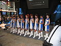 D3 Publisher promotional models at Tokyo Game Show 20070921.jpg