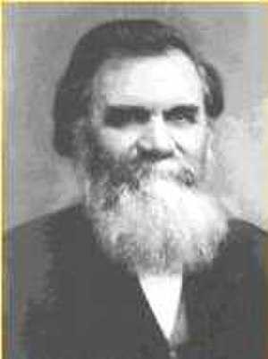 History of chiropractic - D. D. Palmer