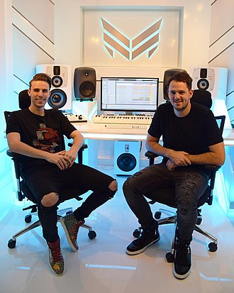 W&W - Image: DJ duo W&W