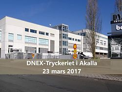 Fil:   DNEX-Tryckeriet marts 2017a.webm