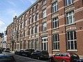 DSP. Ancienne usine Victoria. Rue De Neck. Koekelberg.JPG