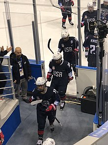 History Of Women S Ice Hockey In The United States Wikipedia