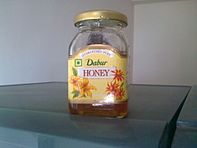 Dabur honey bottle.jpg