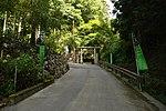 Dai Jingu(Cha Soumei)-Shrine in Yuyadani, Ujitawara, Kyoto August 5, 2018 02.jpg