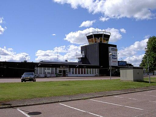 Dala Airport Terminal 1