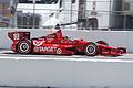 Dallara-Honda DW12 Target-Ganassi Racing Dario Franchitti Qualifying SPGP 24March2012 (14513259097).jpg