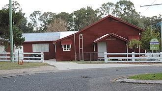Dalveen, Queensland - Dalveen Public Hall, 2015