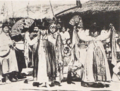 Dance of the Maiden in Korea before 1930.png