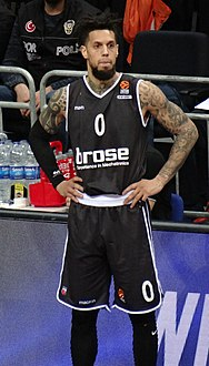 Daniel Hackett 0 Brose Bamberg EuroLeague 20180209.jpg