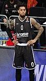 Daniel Hackett 0 Brose Bamberg EuroLeague 20180209.jpg