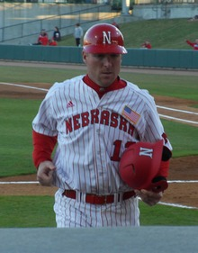 Erstad Nebraska Baseball Youtube Locker Room