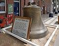 Darlington railway station MMB 18 Clock Tower Bell.jpg