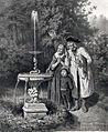 Das unbegreifliche Wunder, Lithografie von Moritz Ulffers, nach Gemälde von Friedrich Hiddemann.jpeg