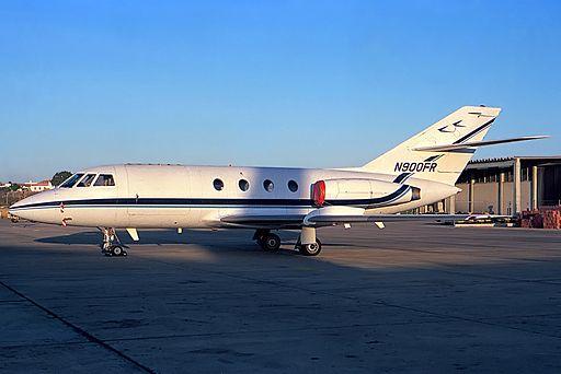 Dassault Falcon 20C, FR Aviation JP6176567