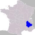 Dauphiné carte.png
