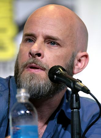 Dave Erickson - Erickson at the 2016 San Diego Comic-Con International