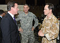 David Cameron touring International Security Assistance Force Joint Command.jpg