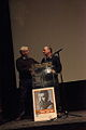 David Matlow and Eli Tal El at Jerusalem Cinematheque (8344964107).jpg