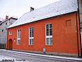 Dawna bożnica żydowska w Szczecinku, ob. polski autokefaliczny kościół prawosławny pw. św. Trójcy (2008).jpg