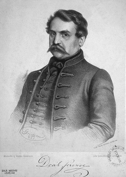 Deák Ferenc 1861