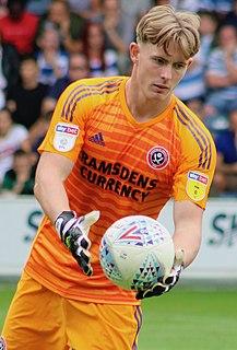 Dean Henderson English association football player