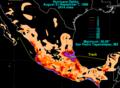 Debby 1988 rainfall.png