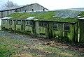 Decaying sheds, Brown Jug - geograph.org.uk - 1604106.jpg
