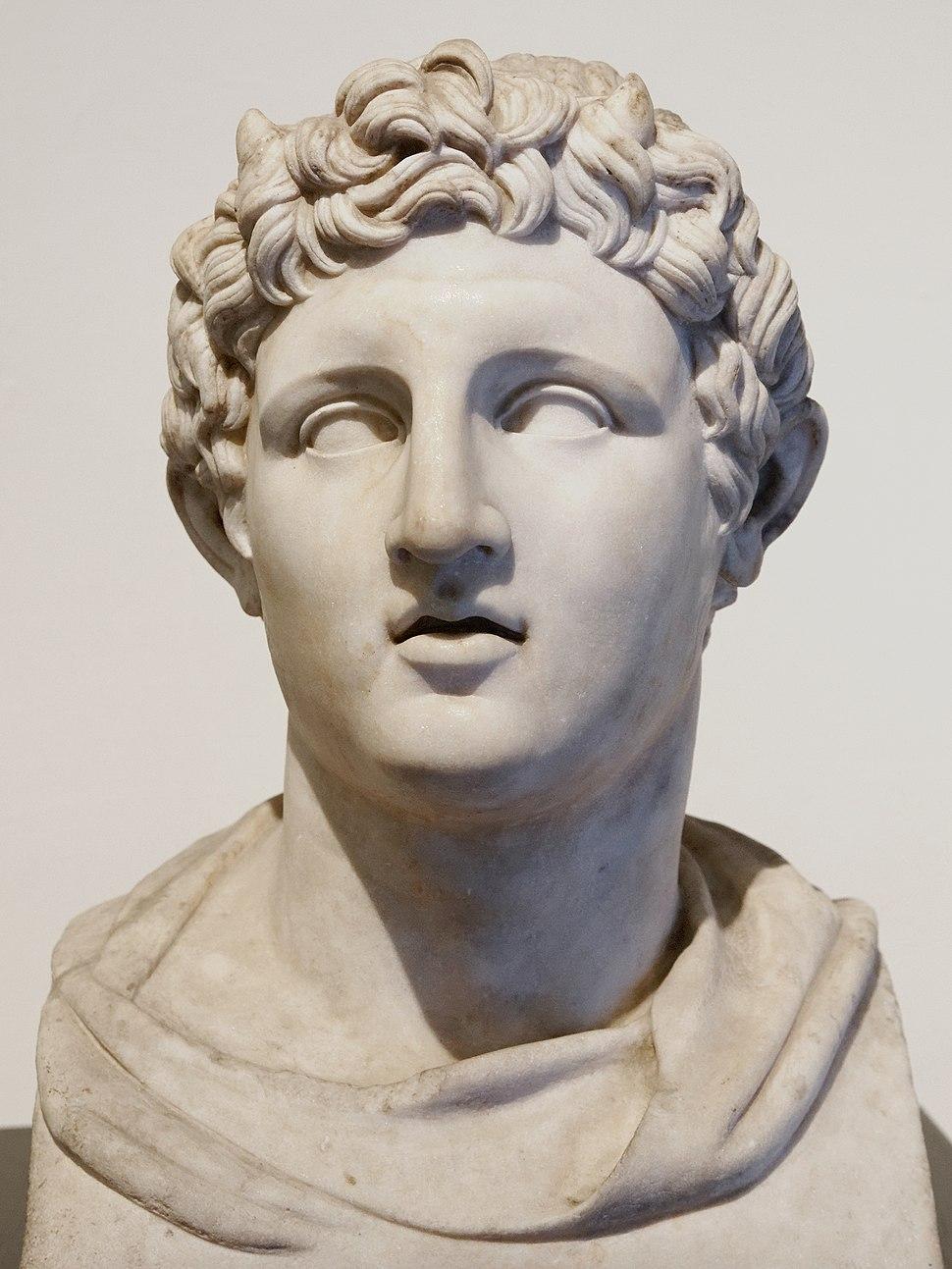 Demetrios Poliorketes MAN Napoli Inv6149